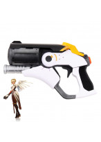Overwatch OW Mercy Caduceus Blaster Gun Weapon PVC Cosplay Prop