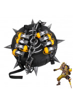 Overwatch OW Junkrat Total Mayhem RIP-Tire Weapon PVC Cosplay Prop 31""