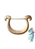 The Legend of Zelda Harp PVC Cosplay Prop