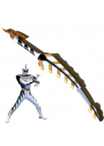 Power Rangers Dino Thunder White Ranger Sword PVC Cosplay Prop