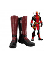 X-men Deadpool Wade Wilson Cosplay Shoes Boots