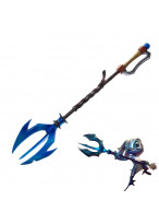 League of Legends the Tidal Trickster Fizz Trident Cosplay Prop