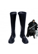 Game of Thrones Jon Snow Boots Cosplay Shoes Customized Size