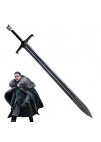 Game of Thrones Jon Snow Long Claw Sword Cosplay Prop