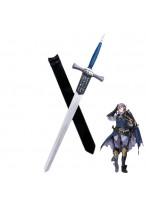 Fire Emblem Lazward Sword with Sheath Cosplay Prop