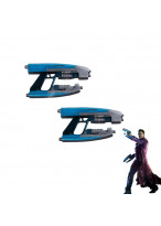 Guardians of the Galaxy Star Lord Peter Jason Quill Guns Cosplay Prop