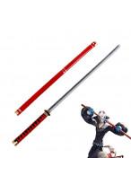 Persona 5 Fox Kitagawa Yuusuke Sword with Sheath Cosplay Prop