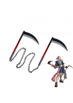 Guilty Gear Xrd Axl Low Kusarigama Cosplay Props