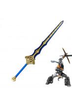 League of Legends Master Yi the Wuju Bladesman Sword Cosplay Prop
