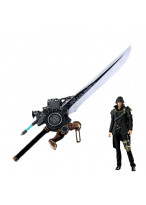 New FF15 Final Fantasy XV Noctis Lucis Caelum Sword Cosplay Prop