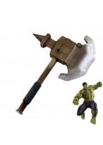 Thor Ragnarok Hulk Bruce Banner Axe Cosplay Prop