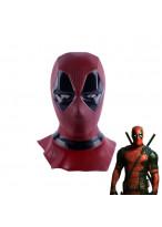 Deadpool Wade Red Full Face Mask Helmet Cosplay Prop