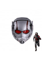 Ant Man Helmet Scott Lang PVC Mask Cosplay Prop