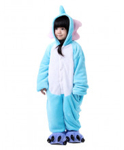Kids Elephant Pajamas Animal Onesies Costume Kigurumi