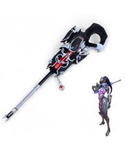Overwatch OW Widowmaker Amélie Lacroix Assassin Weapon Gun Cosplay Prop