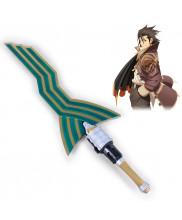 Tales of Xillia Alvin Alfred Vint Svent Stormbringer Sword Cosplay Prop