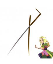 Mashin Eiyuuden Wataru Dolk Sword Cosplay Prop