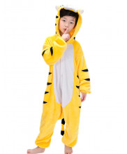 Kids Baby Tiger Pajamas Animal Onesies Costume Kigurumi