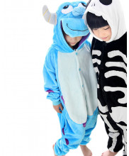 Kids Sulley Pajamas Animal Onesies Costume Kigurumi