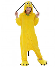 Adult Pluto dog Pajamas Animal Onesies Costume Kigurumi