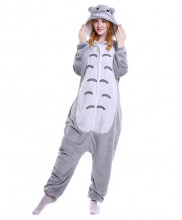 Adult Totoro Pajamas Animal Onesies Costume Kigurumi