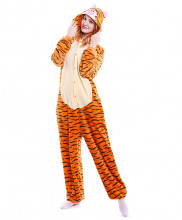 Adult Winnie the Pooh Tigger Pajamas Animal Onesies Costume Kigurumi