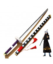 ONE PIECE Trafalgar Law Long Sword Replica Cosplay Prop