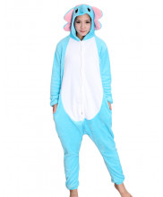 Adult Dumbo Elephant Pajamas Animal Onesies Costume Kigurumi