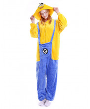 Adult Minions Pajamas Animal Onesies Costume Kigurumi