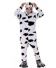 Adult Cow Pajamas Animal Onesies Costume Kigurumi