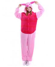 Adult Winnie the pooh Piglet Pajamas Animal Onesies Costume Kigurumi
