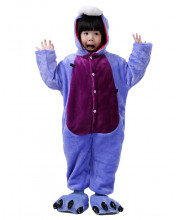 Kids Hippo Pajamas Animal Onesies Costume Kigurumi