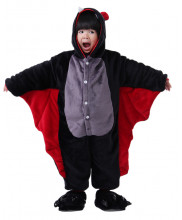 Kids Baby Bat Pajamas Animal Onesies Costume Kigurumi