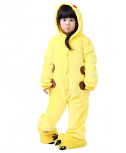 Kids Pikachu Pajamas Animal Onesies Costume Kigurumi