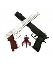New HELLSING Alucard Jackal Gun PVC Cosplay Prop