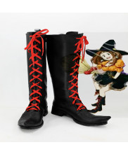 My Hero Academia Ochaco Uraraka Cosplay Boot Shoes