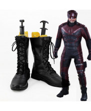 Daredevil Matt Murdock Boots Cosplay Shoes