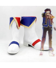 THE IDOLM STER SideM ANIMATION PROJECT Reason Boots Cosplay Shoes
