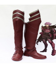 Fire Emblem Echoes Deen Cosplay Boot Shoes