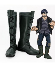 My Hero Academia Lida Tenya Cosplay Boot Shoes