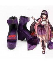 Fate Grand Order Osakabehime Cosplay Shoes