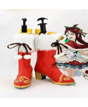 LoveLive!Sunshine!! Sakurauchi Riko Cosplay Shoes Boots
