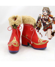 LoveLive! Sunshine! Takami Chika Sakurauchi Cosplay Shoes Boots