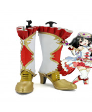 LoveLive! Nico Yazawa Cosplay Shoes Boots