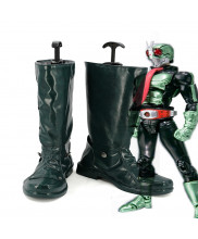 Masked Rider The First Masaya Kikawada Cosplay Shoes Boots