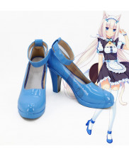 Nekopara Chocola Vanilla Cat Maid Shoes Cosplay Shoes