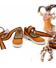 Tekken Ling xiaoyu Daily Cospay Girls Shoes