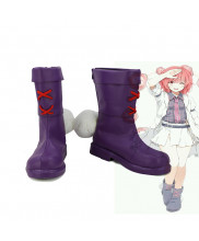 Touhou Project Horikawa Raiko Cosplay Boot Shoes