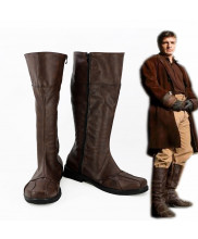 Firefly Captain Malcolm Reynolds Cosplay Boot Shoes