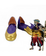 Fate/Grand Order FGO Gilgamesh Caster Cosplay Shoes